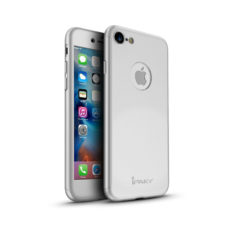 iPaky 360°-os ezüst Apple iPhone 7 tok