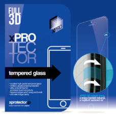 Xprotector üvegfólia 0,33 mm 3D transparent