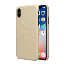 Nillkin Super Frosted Apple iPhone X arany PC tok 2