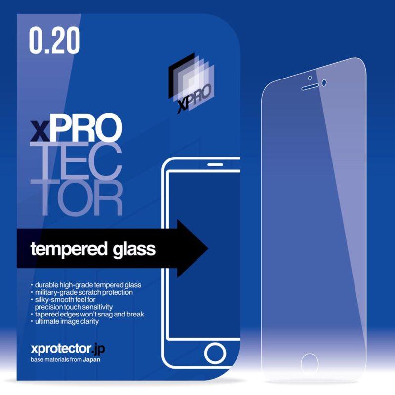Xprotector üvegfólia 0,20 mm