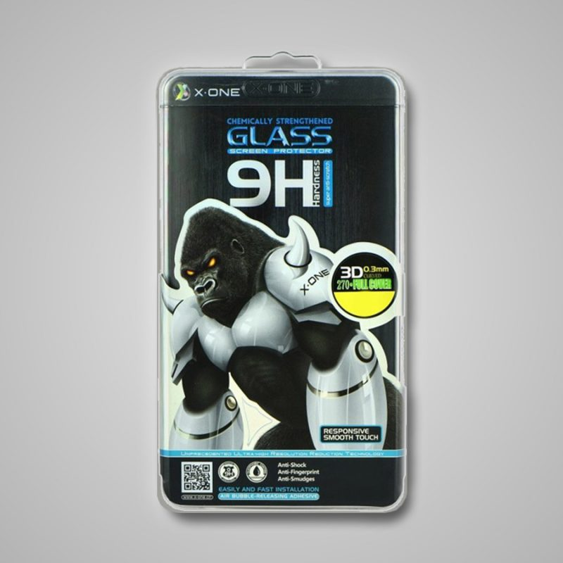 X-One üvegfólia 0,30 mm 3D