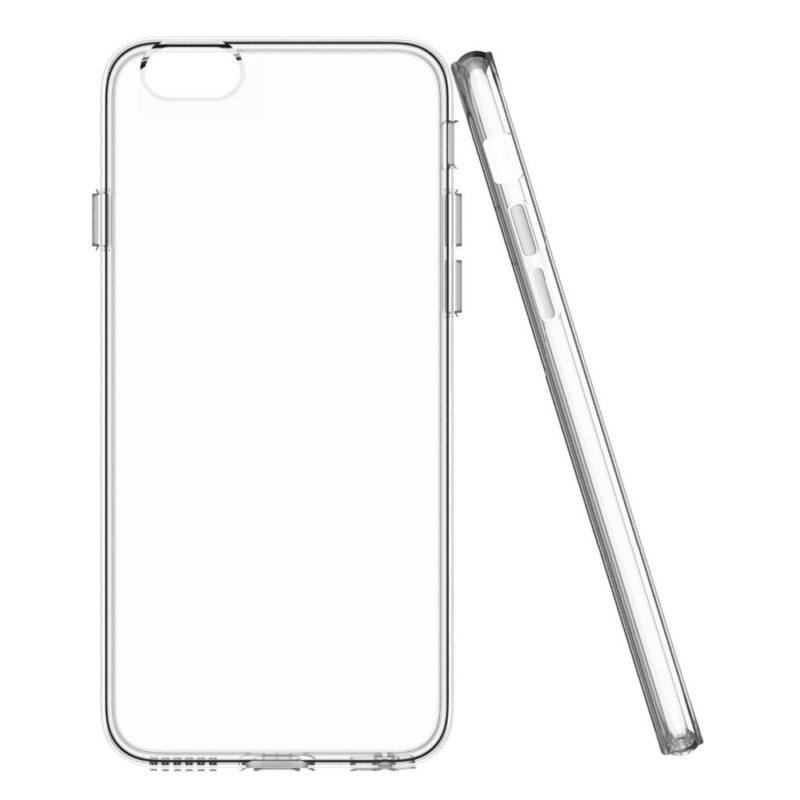 Apple iPhone 7 kameravédős szilikon tok