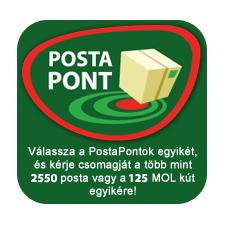 PostaPont szállítás