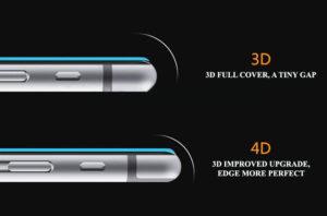 3D vs 4D üvegfólia