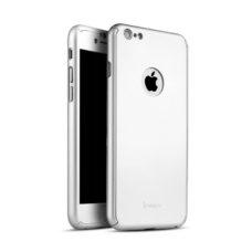iPaky 360°-os macaron fehér Apple iPhone 6 tok