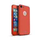 iPaky 360°-os piros Apple iPhone 7 tok