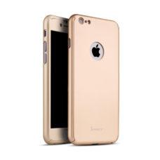 iPaky 360°-os rózsaarany Apple iPhone 6 tok