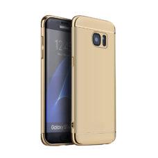 Samsung S7 Edge arany TPU tok