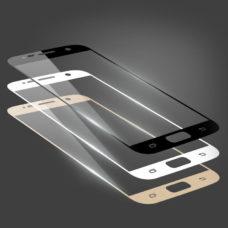 Samsung S7 2.5D színes keretű üvegfóliák