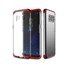 Baseus Samsung Galaxy S8 armor tok piros kerettel