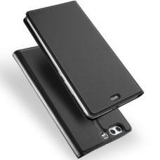 Dux Ducis Huawei P10 fekete flip tok 1