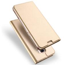 Dux Ducis Samsung A3 2017 arany flip tok 1