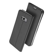 Dux Ducis Samsung Galaxy S8 fekete flip tok 1
