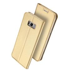 Dux Ducis Samsung Galaxy S8 arany flip tok 1