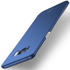 Msvii Samsung Galaxy S8 kék PC tok