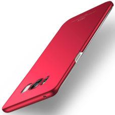 Msvii Samsung Galaxy S8 piros PC tok