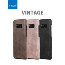 Samsung Galaxy S8 X-Level Vintage bőrtok színek