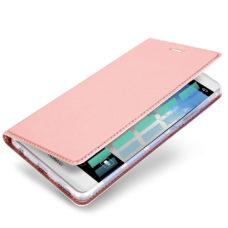 Dux Ducis Huawei P10 rózsaarany flip tok 2