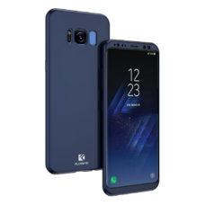 Floveme Samsung Galaxy S8 360°-os kék tok 1