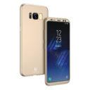 Floveme Samsung Galaxy S8 360°-os arany tok 1
