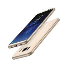 Floveme Samsung Galaxy S8 360°-os arany tok 2