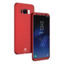 Floveme Samsung Galaxy S8 360°-os piros tok 1