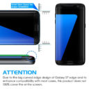 Samsung S7 Edge tok kompatibilis üvegfólia 2