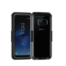 Samsung Galaxy S8 fekete vízálló tok 1