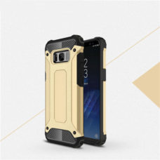 Samsung Galaxy S8 arany hibrid tok