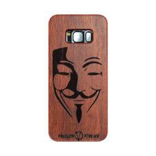 Samsung Galaxy S8 fa tok maszk