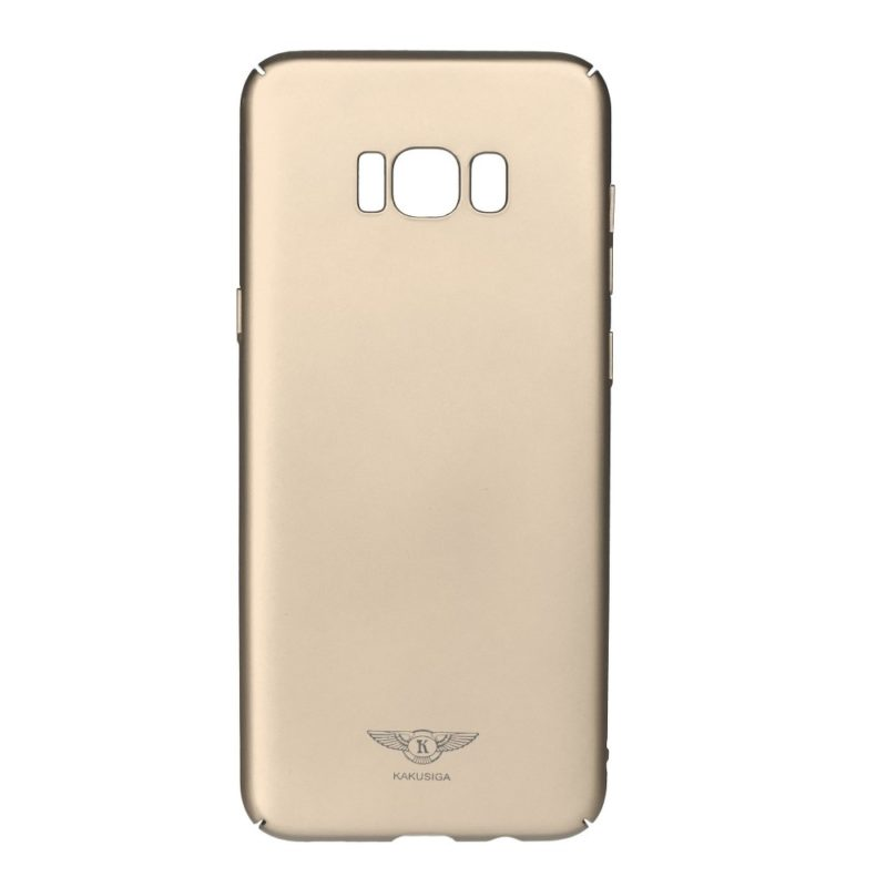 Kaku Lange Samsung Galaxy S8 arany tok