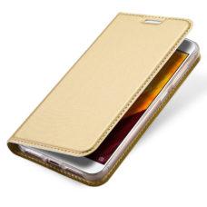 Dux Ducis Xiaomi Redmi 4X arany flip tok 2