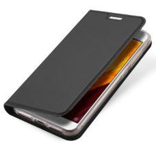 Dux Ducis Xiaomi Redmi 4X grafitszürke flip tok 2