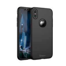 iPaky 360°-os Apple iPhone X fekete tok 1
