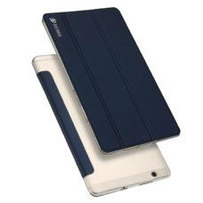 """Dux Ducis Huawei MediaPad M3 (8.4"""") sötétkék bőrtok 2"""