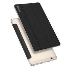"Dux Ducis Huawei MediaPad M3 (8.4"") grafitszürke bőrtok 2"