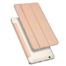 """Dux Ducis Huawei MediaPad M3 (8.4"""") rózsaarany bőrtok 2"""