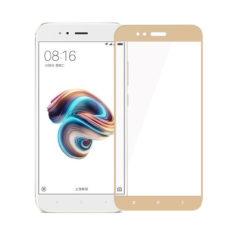 Frvsimem Xiaomi Mi A1 2.5D arany üvegfólia