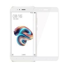 Frvsimem Xiaomi Mi A1 2.5D fehér üvegfólia