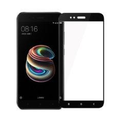 Frvsimem Xiaomi Mi A1 2.5D fekete üvegfólia