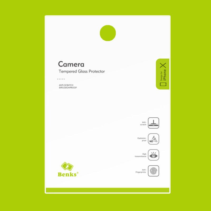Benks kamera lencse üvegfólia csomagolás