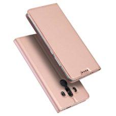 Dux Ducis Huawei Mate 10 Pro rózsaarany flip tok 1