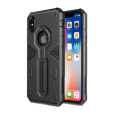 Nillkin Defender 2 Apple iPhone X fekete ütésálló tok 2
