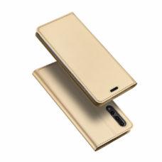 Dux Ducis Huawei P20 Pro arany flip tok 1