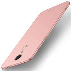 Mofi Xiaomi Redmi 5 Plus rózsaarany pc tok