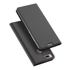 Dux Ducis Xiaomi Mi A1 grafitszürke flip tok 1