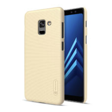 Nillkin Super Frosted Samsung Galaxy A8 2018 arany PC tok 2