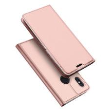 Dux Ducis Xiaomi Redmi Note 5 rózsaarany flip tok 1