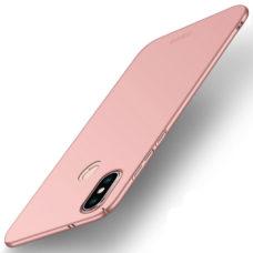 Mofi Xiaomi Mi A2 rózsaarany pc tok 1