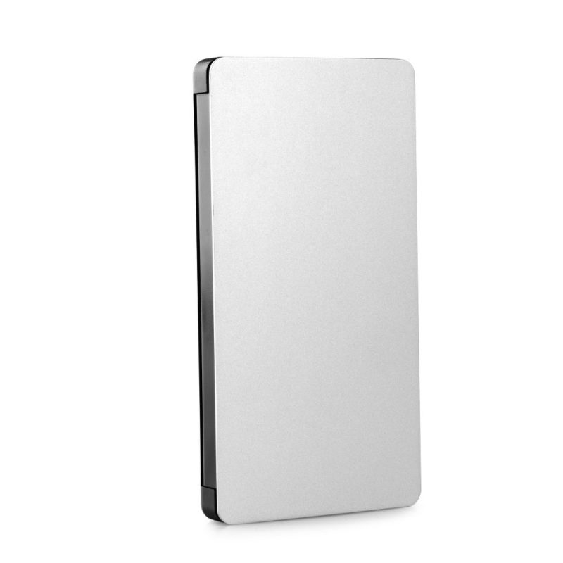 10000 mAh power bank MultiEnding ezüst 1